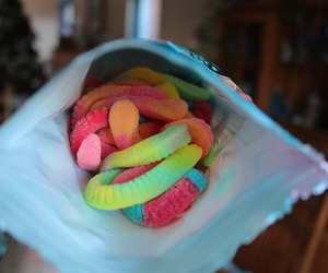 candy, yum, and food image