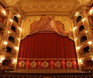opera, singer, and teatro image