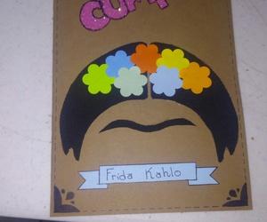 diy, frida kahlo, and regalos image