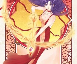 sailor mars, anime, and manga image