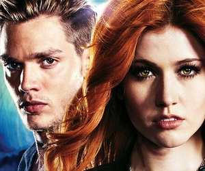 shadowhunters, clary fray, and jace wayland image