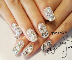 nail, snsd, and tiffany image