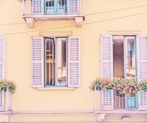 building, romantic, and pastel aesthetic image