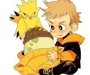 instinct, pokemon, and pokemon go image