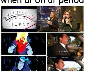 period, funny, and lol image