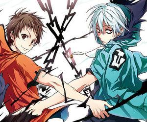 servamp, anime, and kuro image