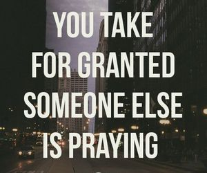 quotes, life, and praying image