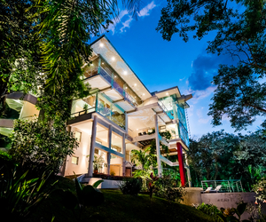 architecture, beautiful, and costa rica image