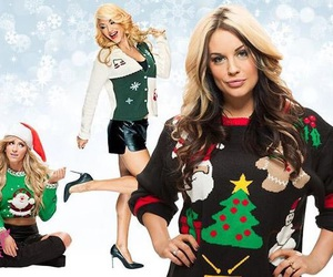 christmas, time, and rosa mendes image