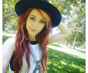 beauty, lindsey stirling, and violin image