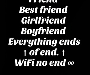 boyfriend, girlfriend, and end image