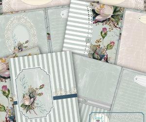 card making, etsy, and journaling image