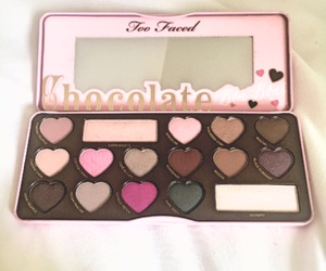 makeup, too faced, and chocolate image
