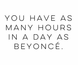 beyoncé, quotes, and inspiration image