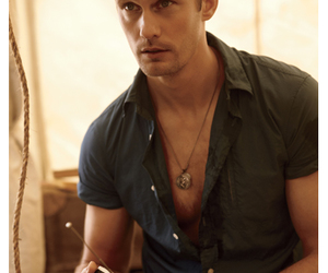 alexander, true blood, and skarsgard image