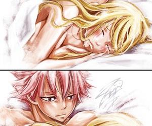 fairy tail, nalu, and natsu image