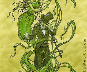 absinthe, faerie, and green image