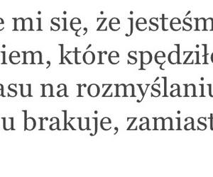 cytat, polska, and cytaty image
