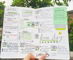 inspiration, journal, and bullet journal image