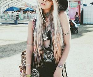 fashion, coachella, and girl image