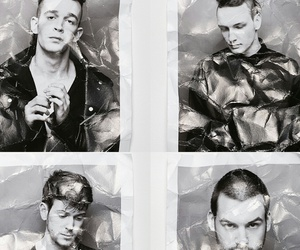 the 1975, adam hann, and indie image