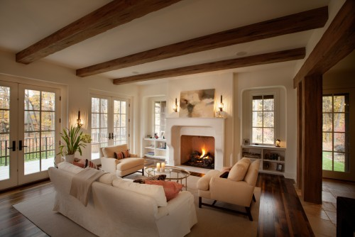 Traditional Family Room Design, Pictures, Remodel, Decor and ...