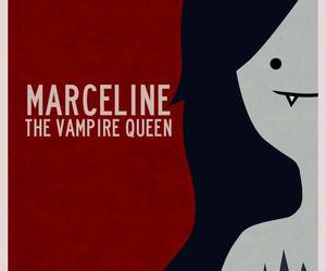 adventure time, marceline, and vampire image