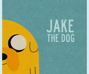 JAKe, adventure time, and dog image