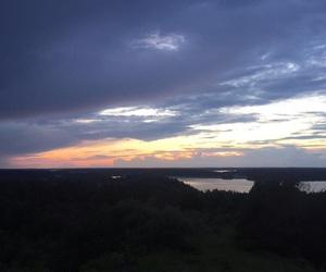 sommar, sunset, and sverige image