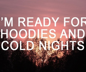 hoodies, winter, and cold image