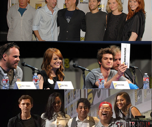 Avengers, cast, and civil war image