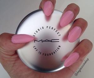 Foundation, mac, and makeup image