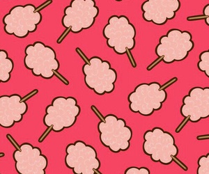 background, pink, and sweet image