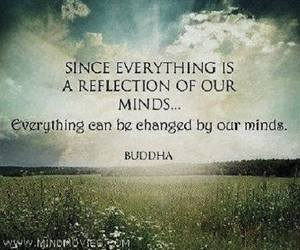 everything, reflection, and our minds image