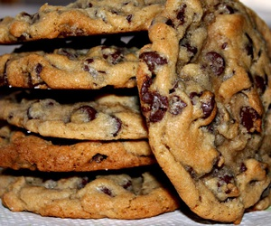 cookie, dessert, and food image