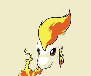 pokemon, wallpaper, and ponyta image