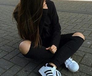 adidas, ass, and girls image
