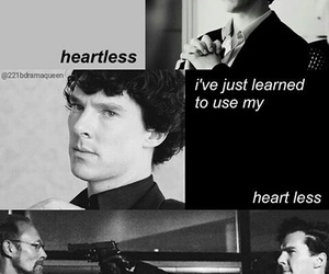 bbc, heartless, and holmes image