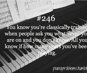 classical, funny, and music image