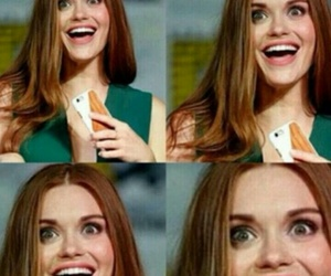 funny, teen wolf, and lydia martin image
