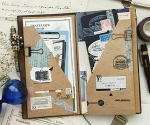 journal and diy image