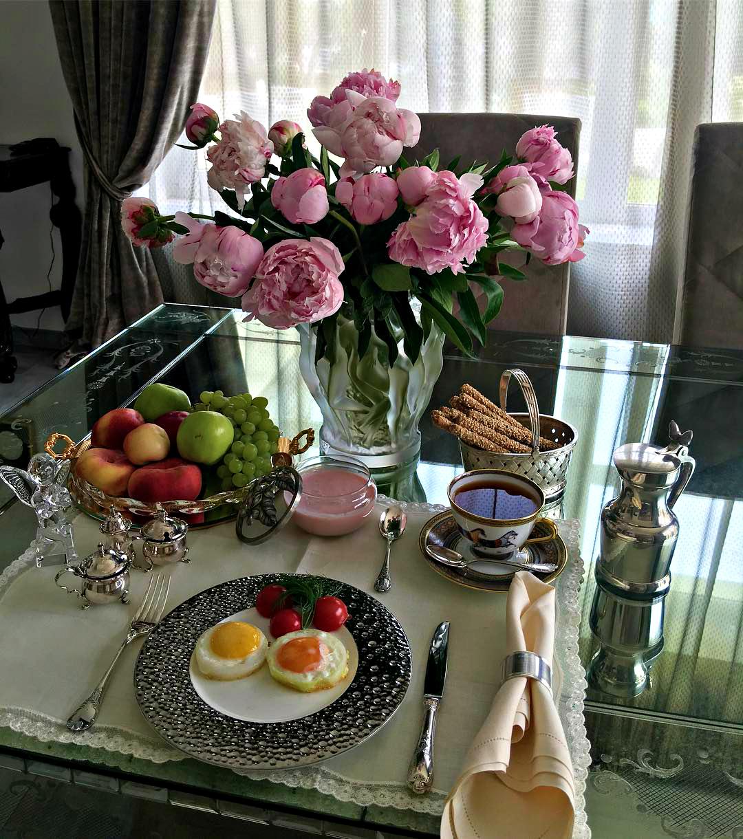 что красивые картинки для кухни цветы новый год начинается