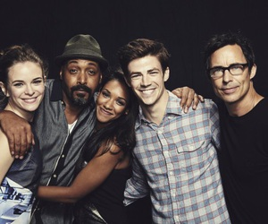 the flash, grant gustin, and flash image