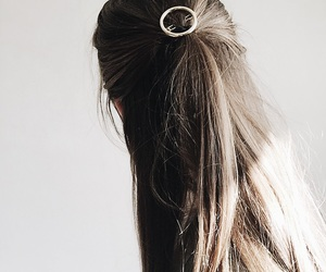 accessory, hairstyle, and updo image