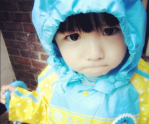 cute, baby, and ulzzang image