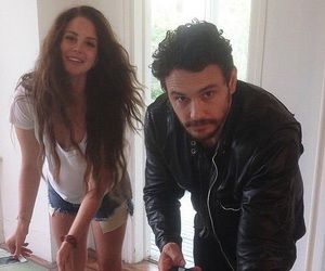 lana del rey, james franco, and indie image