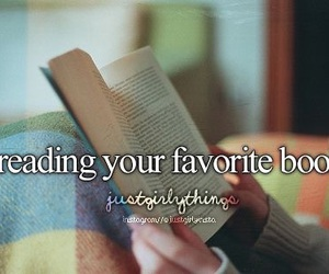 book, justgirlythings, and read image