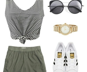adidas and stripes image