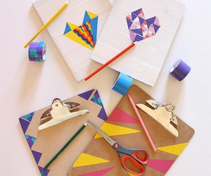 craft, school, and back to school image