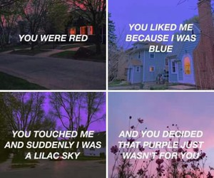 halsey, colors, and quotes image